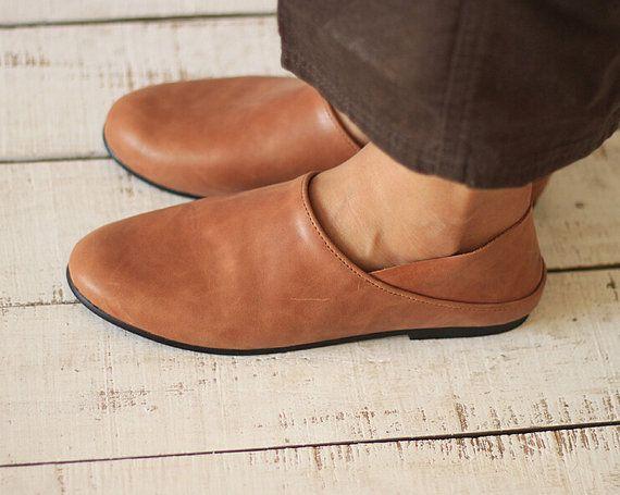 5d3524ac5348 Handmade Flat Shoes for Women