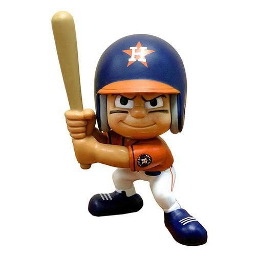 Houston Astros Kid's Action Figure Collectible Toy