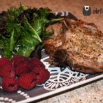 Air Fried Bone-in Pork Chops -