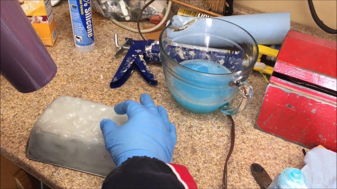 Silicone Soap Mold Battle