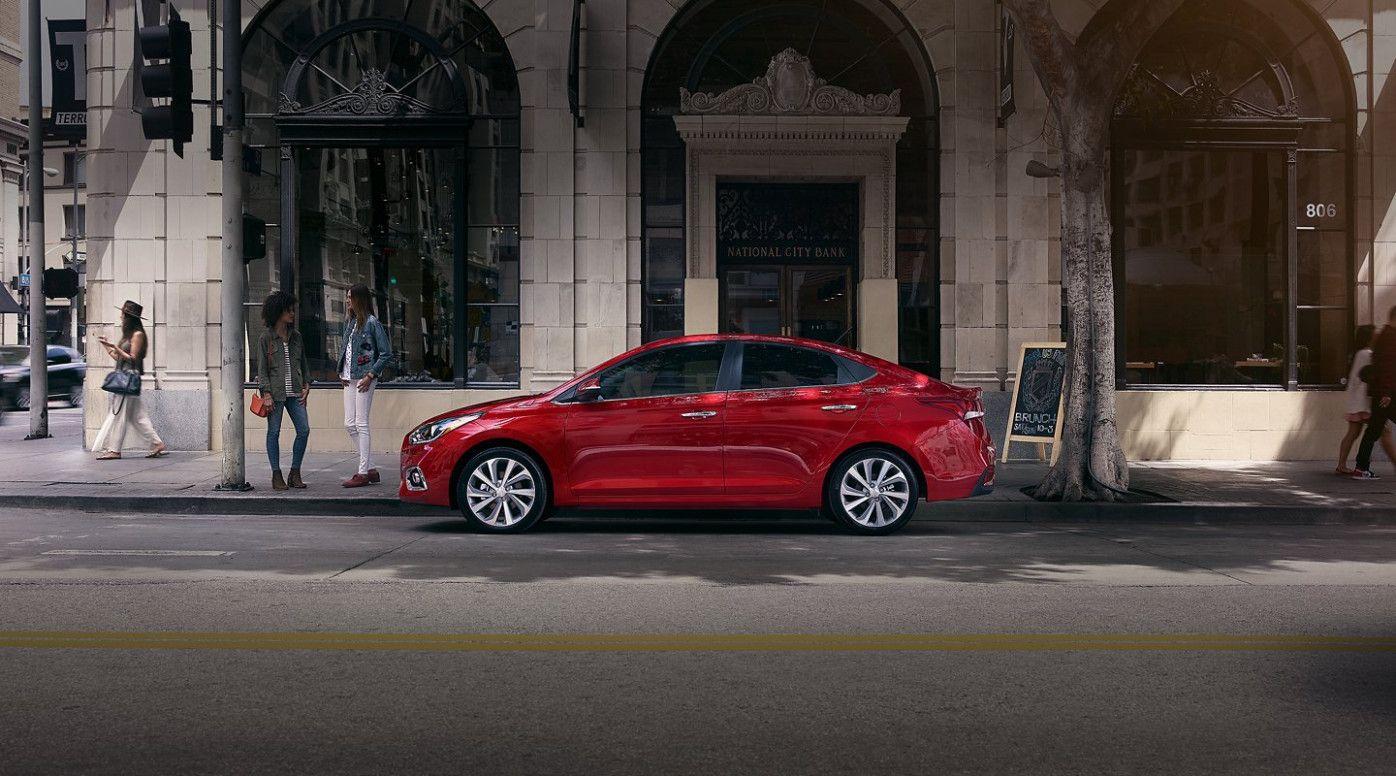 Spesetzung 2021 Hyundai Accent In 2020 Hyundai Accent Hyundai Car