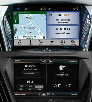 Sync 3 Will Replace Ford Mytouch In Some New 2016 Models Ford