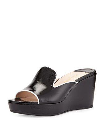 Sandales Compensées Prada SCnSSu