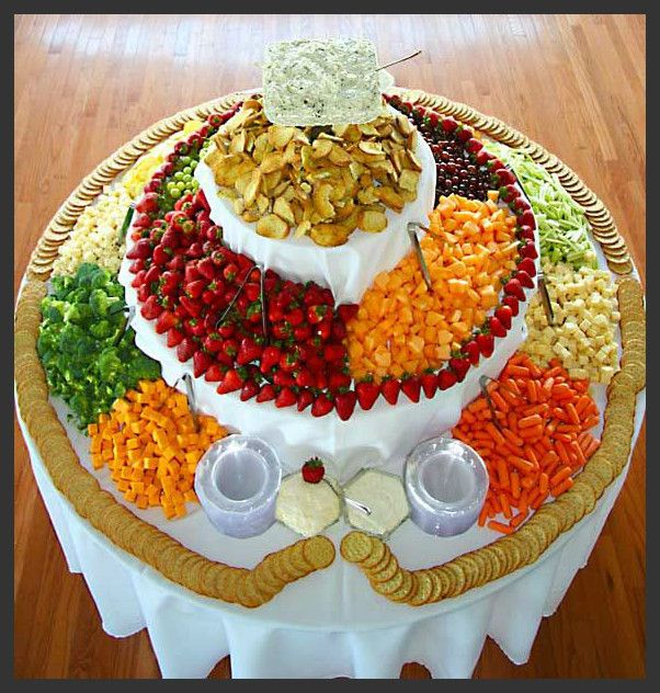 Outside Wedding Food Ideas: Here Are Some Yummy And Creative Ideas