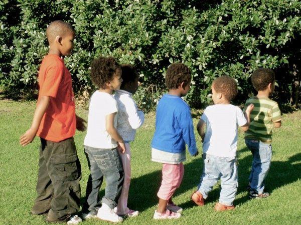 Should parents have children of a different skin color?