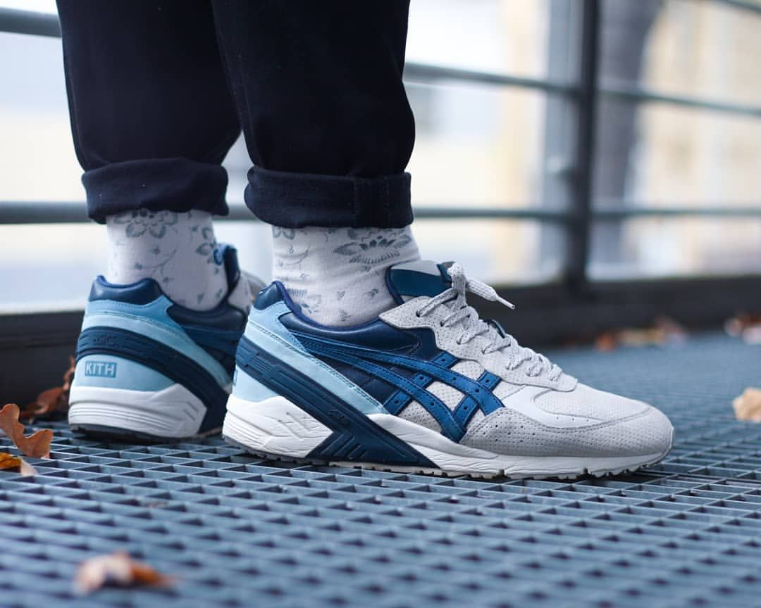 "In ""pacific""Sneakers Gel Sight 2019 Feig Ronnie Asics X ED2IH9"
