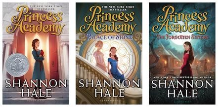 Image result for princess academy series shannon hale