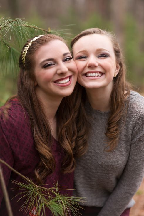 Asheville Senior & Teen Photographs| Friends sweet 16 session| Kathy Beaver Photography