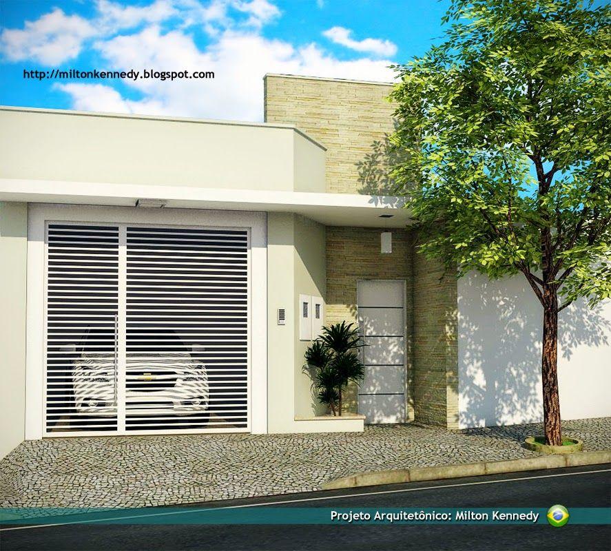 Plantas De Casas Meio Terreno 5x25 Plantas De Casas
