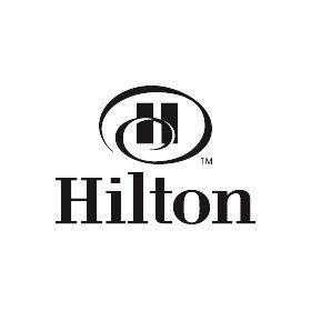 Travel Leisure Resort Spa Logo Hilton Hotels Beach Modern