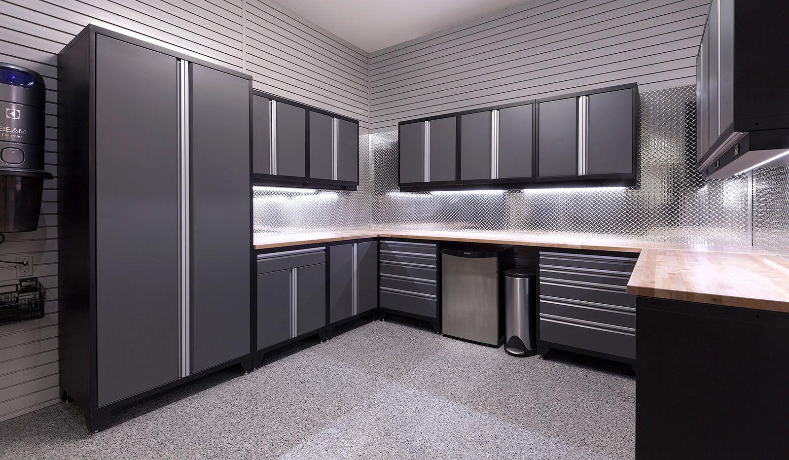 Gl Signature Cabinets Garage Cabinet