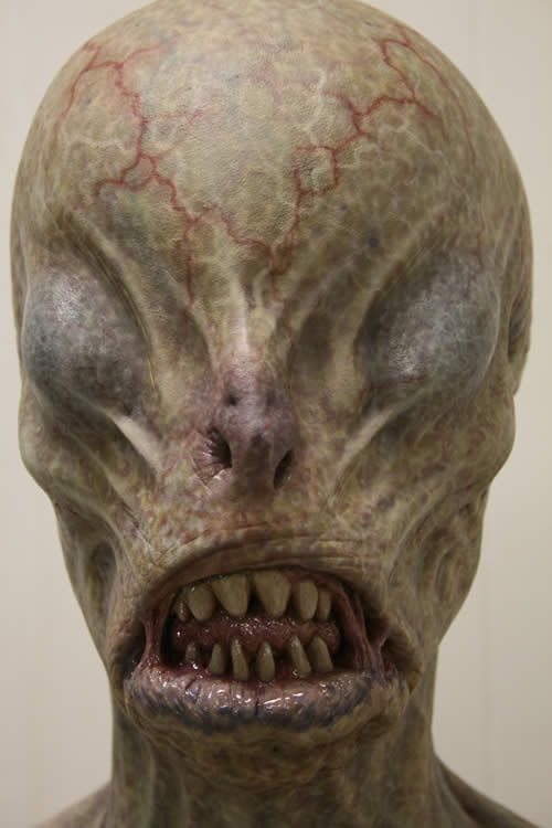 Amazing Monster Sculptures by Jordu Schell