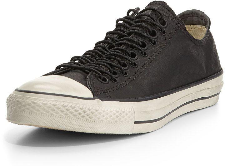 860ddd924b7c Converse John Varvatos Coated Multi-Eyelet Sneaker