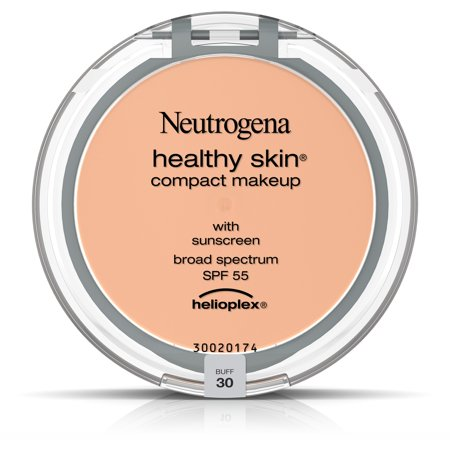 596f3f13004 Neutrogena Healthy Skin Compact Makeup Foundation, Broad Spectrum Spf 55,  Buff 30,.35 Oz., Beige. Free 2-day shipping on qualified orders over ...