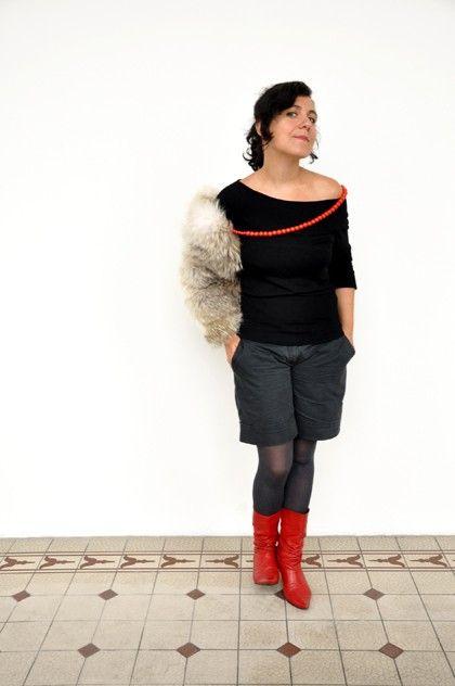 Babette Boucher :: Patte de loup,Wolf Paw, 2010 Arm