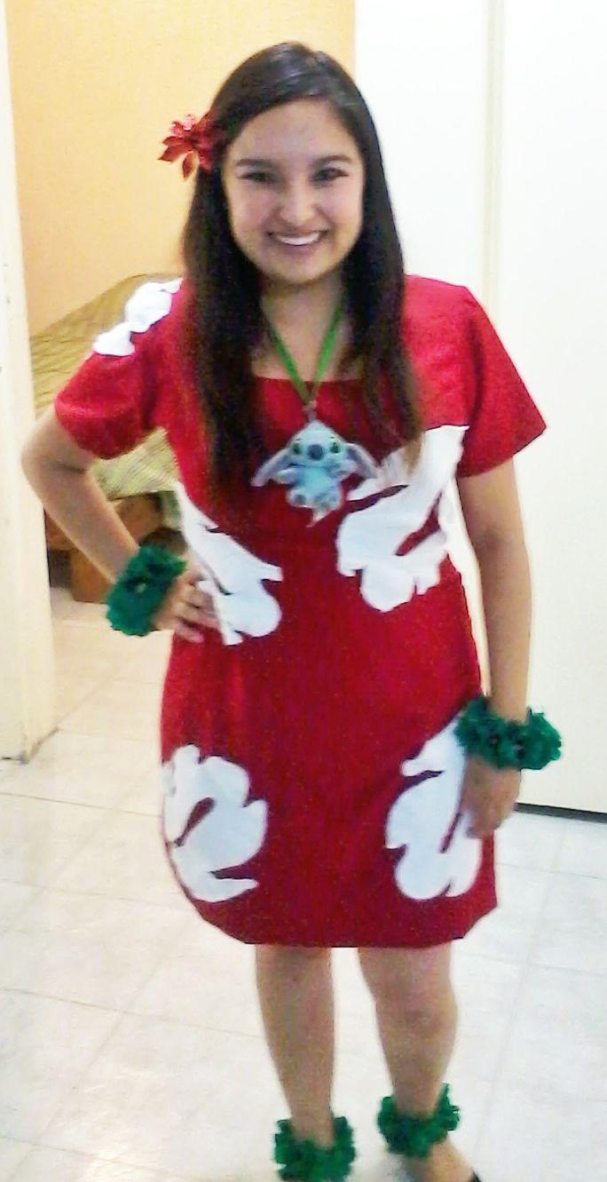 Lilo Costume Pattern My Lilo costume. DIY o...