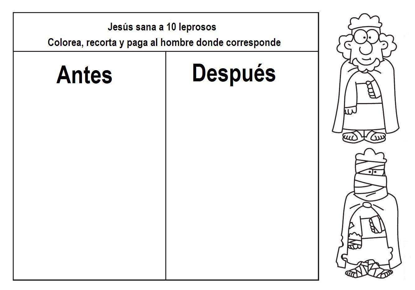 Lucas 17 11 19 Iba Jesus Camino De Jerusalen Cuando Entro