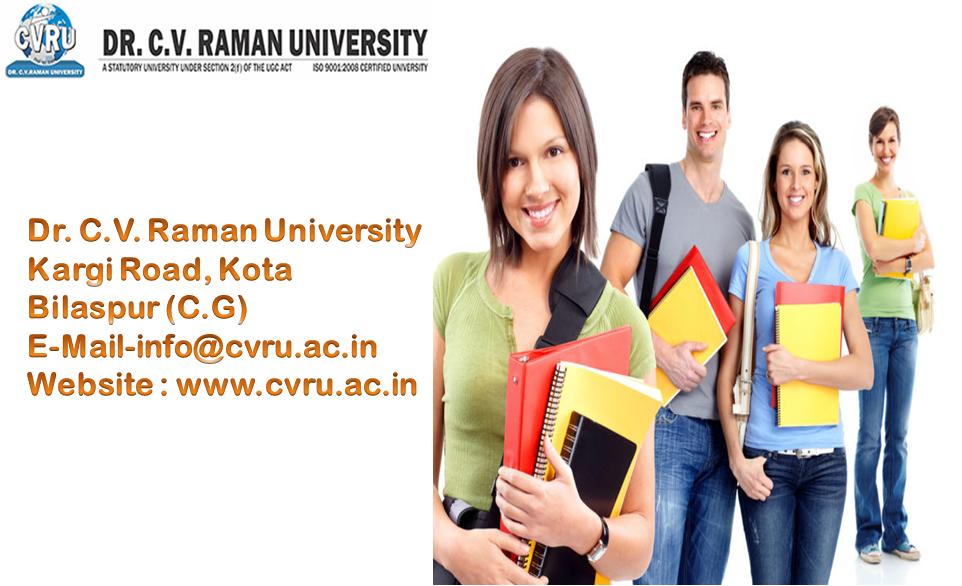 CV Raman University reviews get it from college