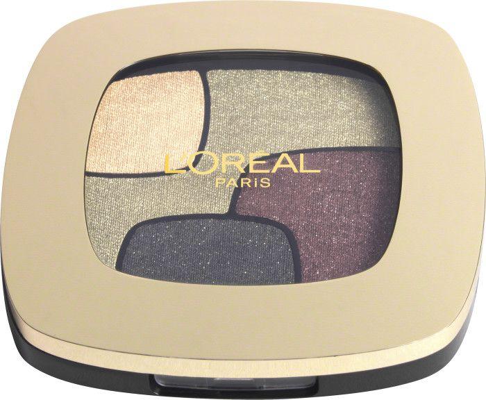 L'Oréal Paris Color Riche Les Ombres Quad P2 Tresors Caches –luomiväri