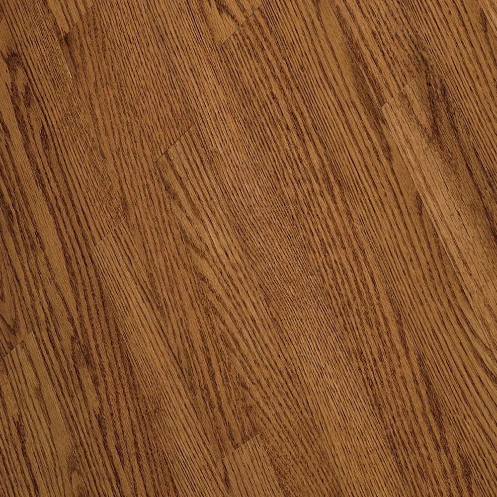 Bruce Bayport Oak Low Gloss Gunstock 3/4 in. Thick x 21/4