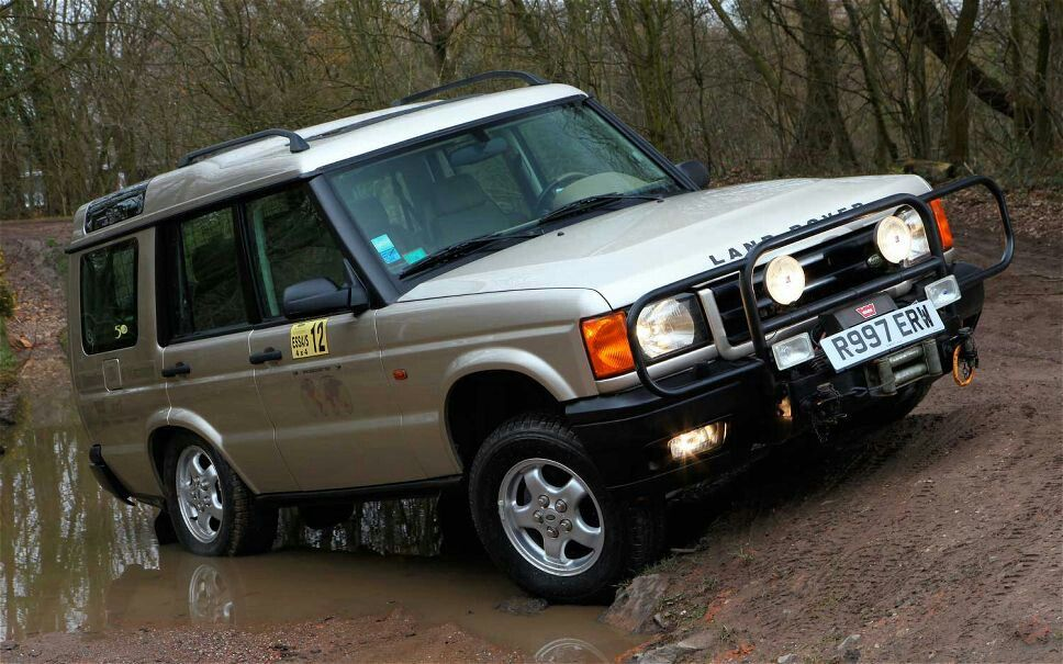 1999 Land Rover Discovery Ii Land Rover Land Rover Discovery Range Rover