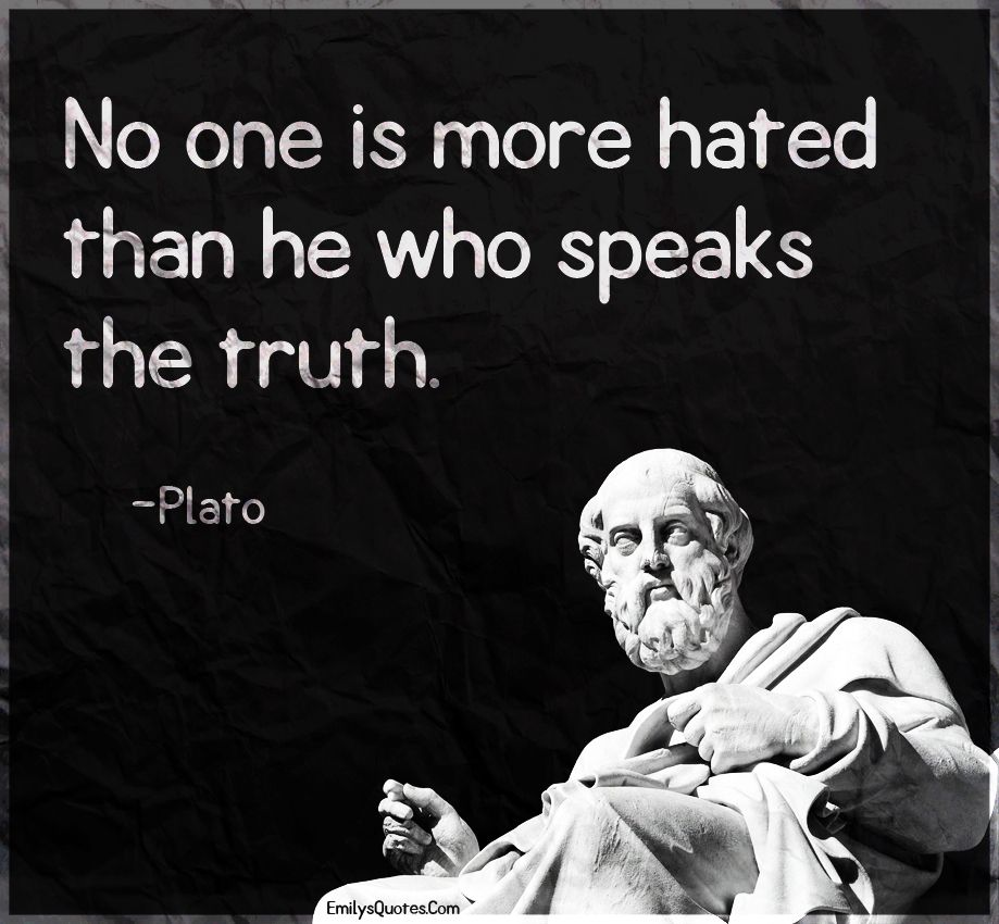 Image result for he speaks the truth