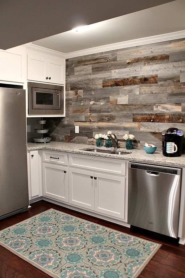 basement kitchen refresh restyle - Basement Kitchen Ideas