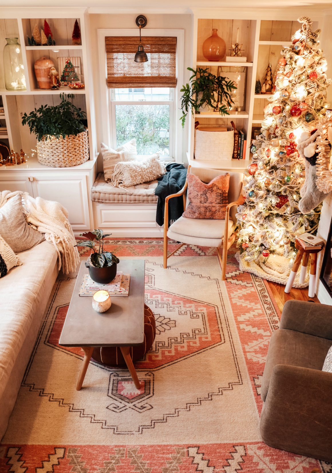 Complete Christmas Home Tour with VIDEO and Favorite Things images