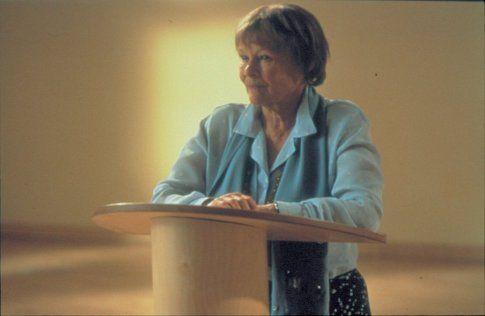 """Judi Dench in the Movie """"Iris"""""""