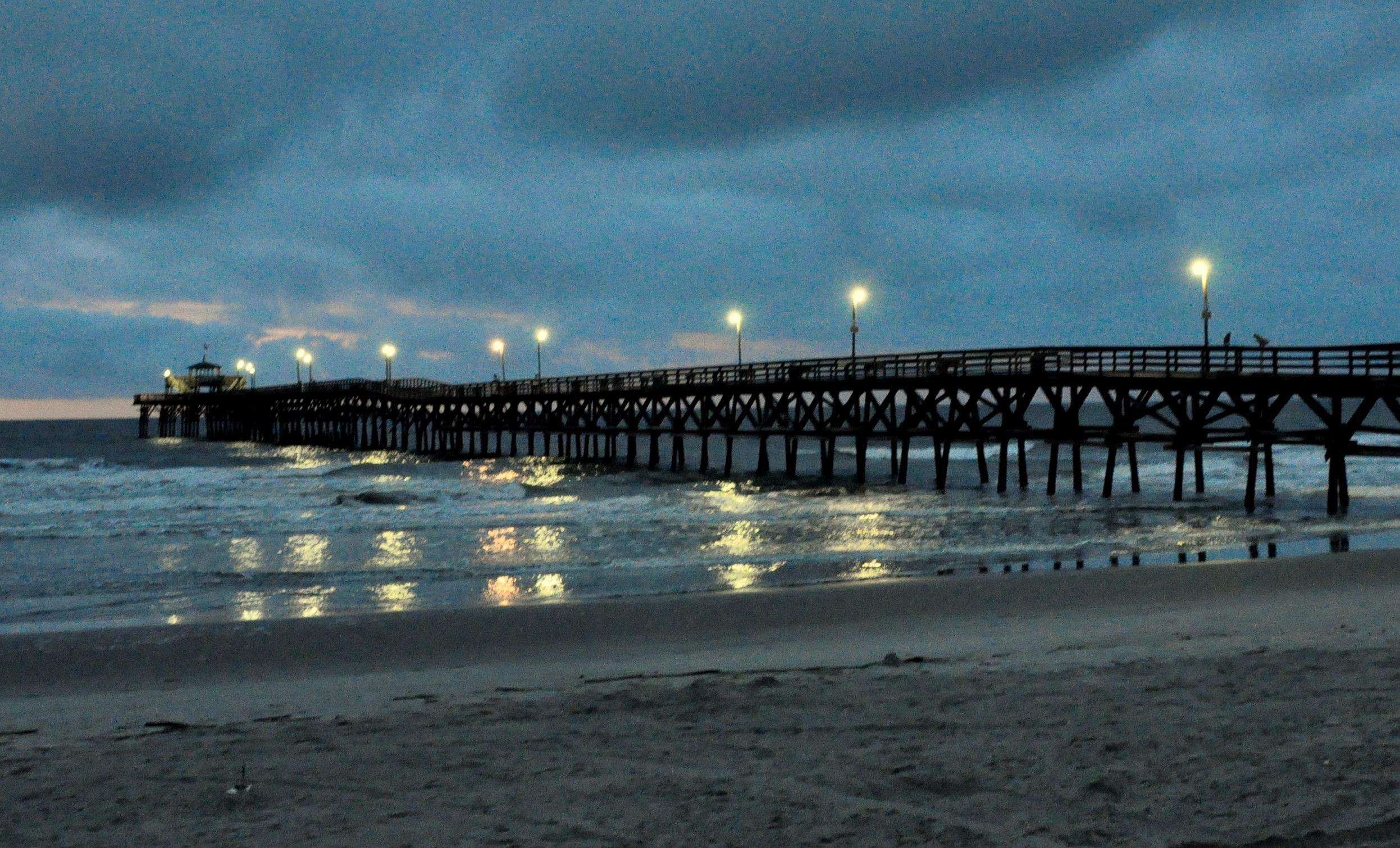 North Myrtle Beach By Mickey Pelle