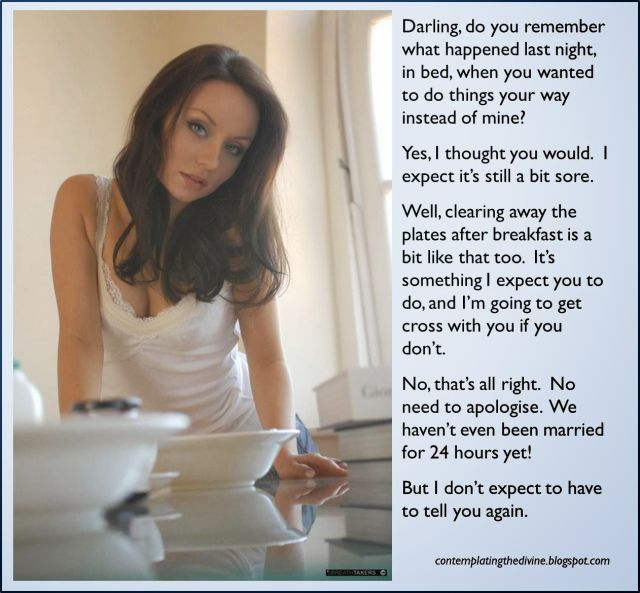An Unvarnished Look at Female-Led Relationships