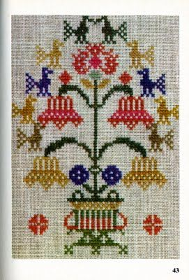 N e e d l e p r i n t: Free Draw - Gertie Wandel Cross Stitch Pattern Book to Give Away