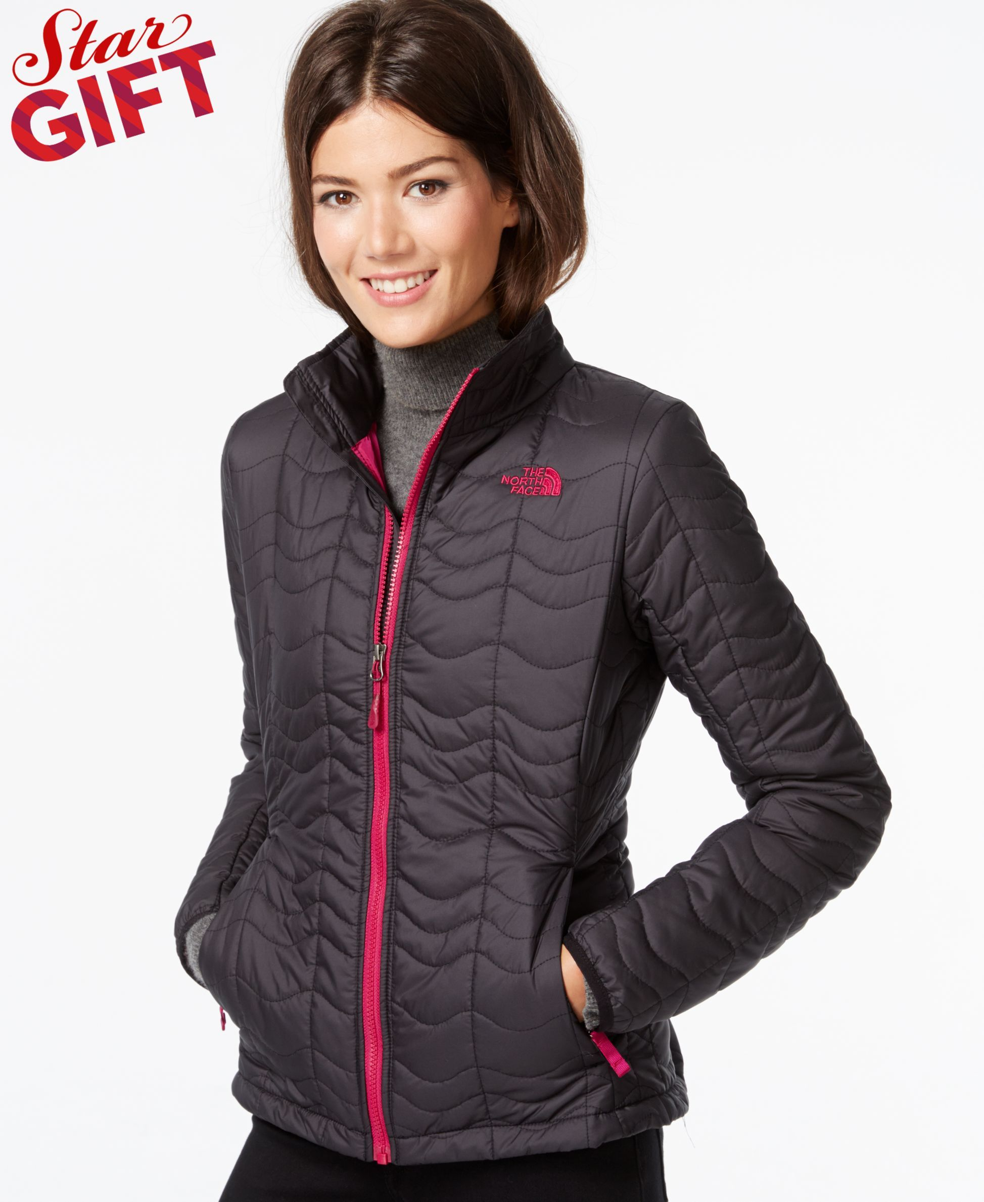 da1afa712 The North Face Insulated Bombay Jacket - The North Face - Women ...