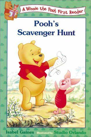 Follow Christopher Robin S Treasure Hunt Give A Copy To Eac