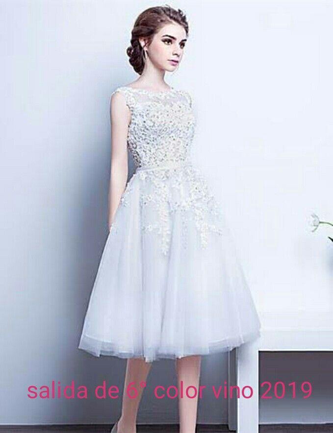 Pin de Lopez Flores en Vestidos bonitos | Vestidos