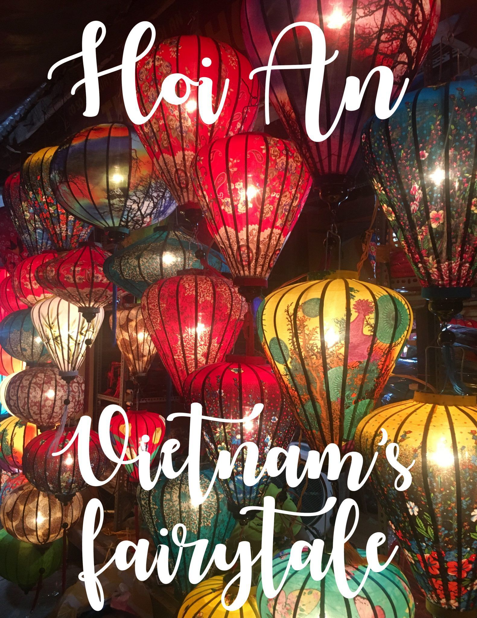 Hoi An - A Fairytale in the Heart of Vietnam – Jen to Paper