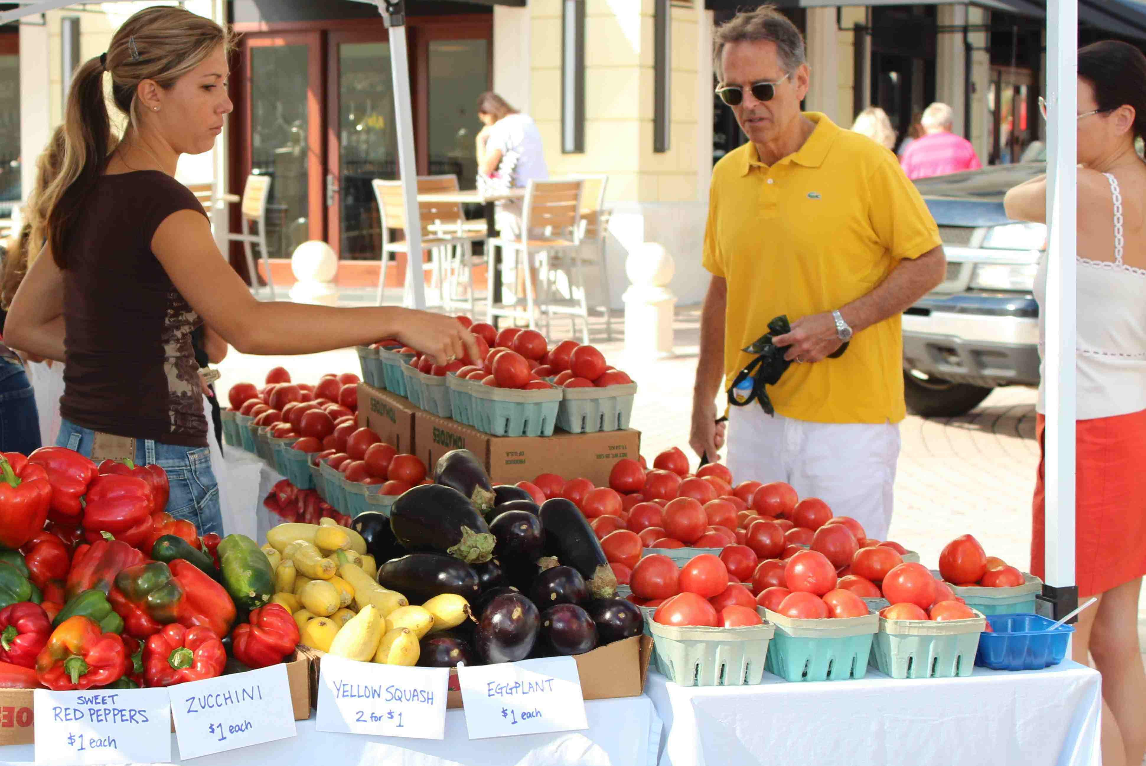 A Large Farmers Market With Over 80 Vendors This Market Was Founded In 1994 And Is The Largest Farmers Market Palm Beach West Palm Beach West Palm