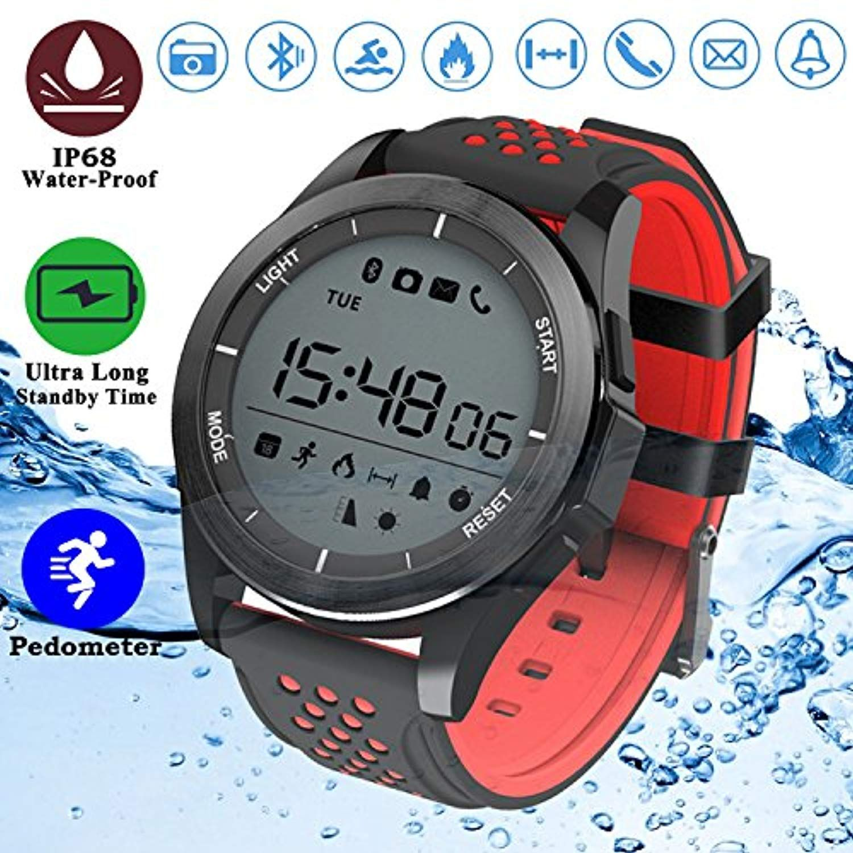 best loved cheapest new arrive Duperym Waterproof Sport Watch, Bluetooth Smart Watch ...