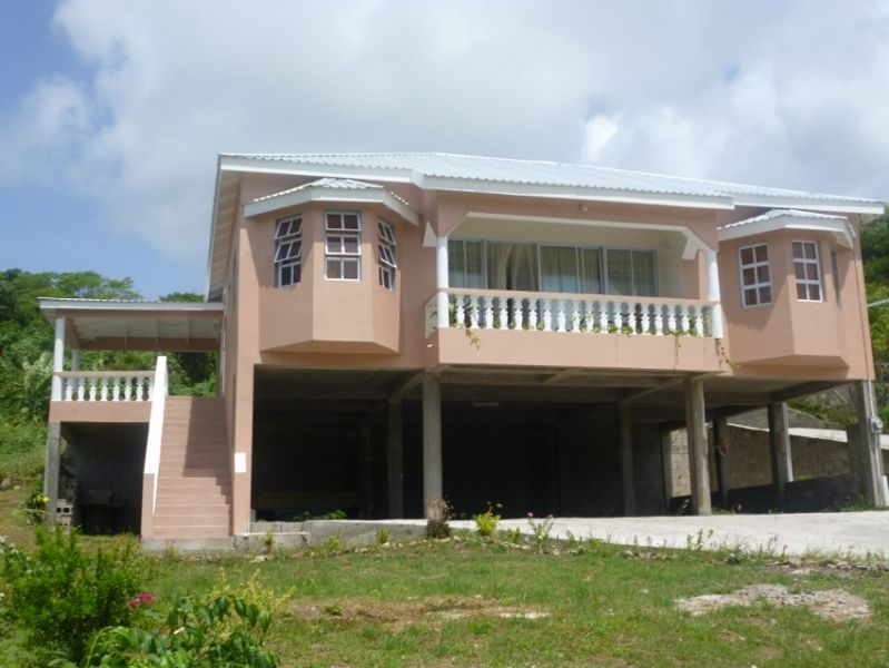 Ad 148 Price Reduced 4 Bedroom 3 Bathoom Home For Sale In Calivigny St George S Grenada Home House Styles Beautiful Homes