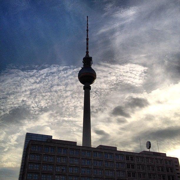 #berlin #alexanderplatz