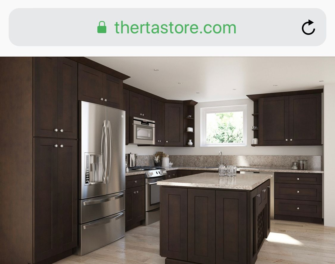 Pin On Dream Kitchens