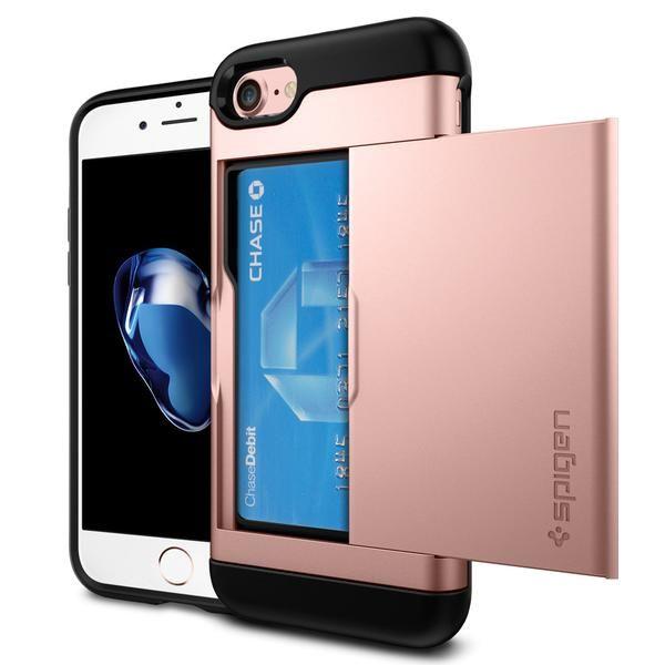 coque iphone 7 plus spigen carte