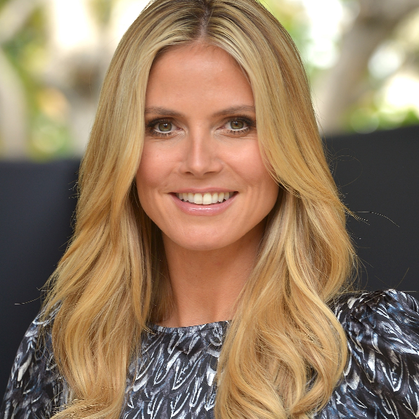 """Heidi Klum: """"One of My Biggest Beauty Products Are My Sunglasses"""""""