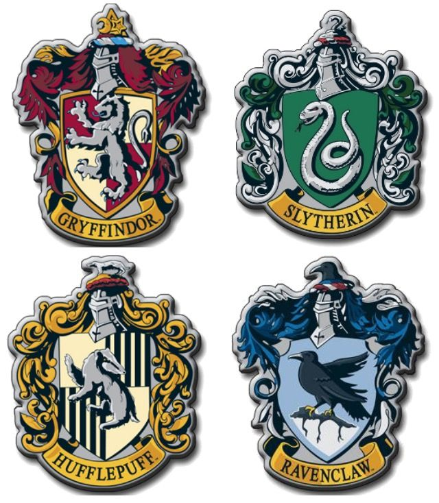 the four houses it 39 s a fandom thing harry potter patch harry potter houses harry. Black Bedroom Furniture Sets. Home Design Ideas