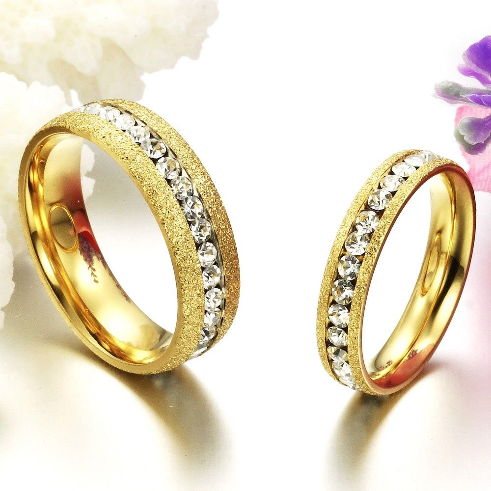 Pair Rings Collections for valentines day 2014 | Indian Jewellery ...
