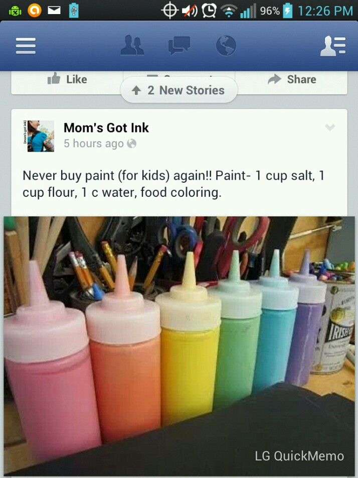 Do it yourself paint!