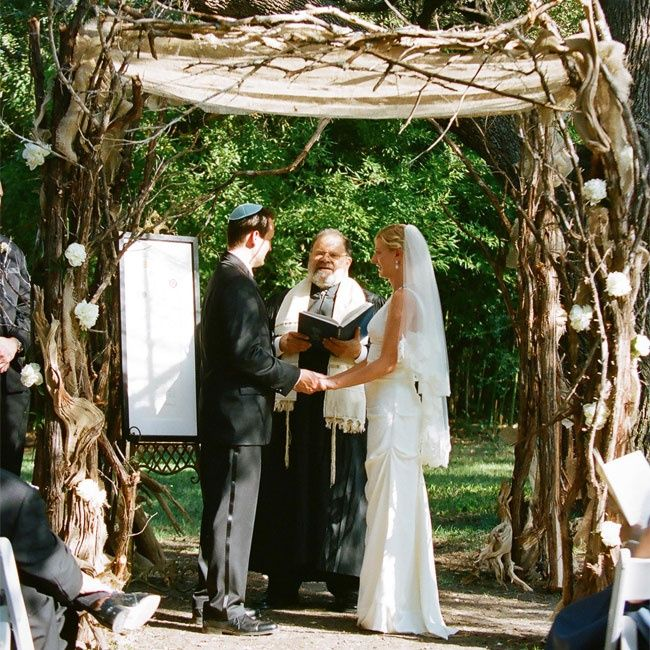 Pin By The Knot On Wedding Arches & Huppahs
