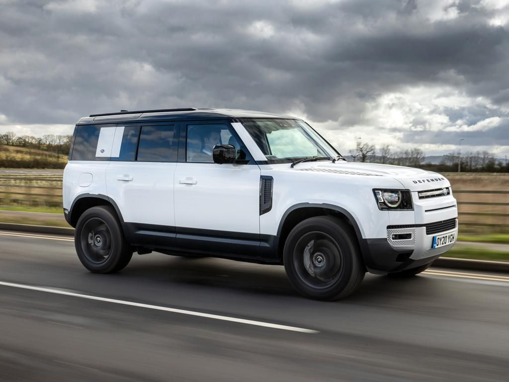 2020 Land Rover Defender UK review PistonHeads in 2020