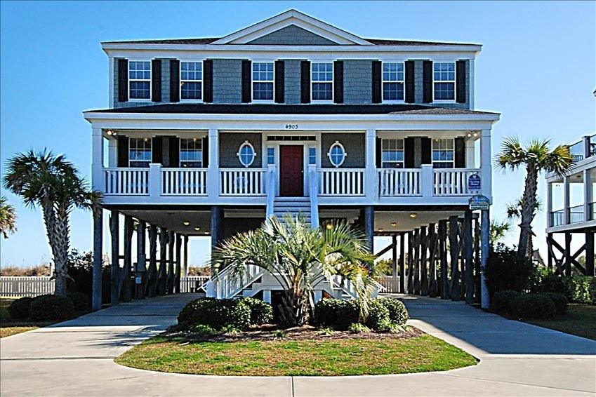 house vacation rental in myrtle