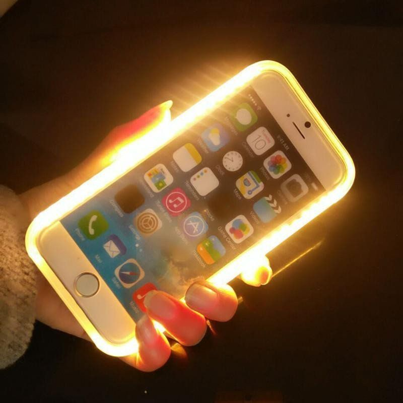 light up selfie case iphone 7 plus